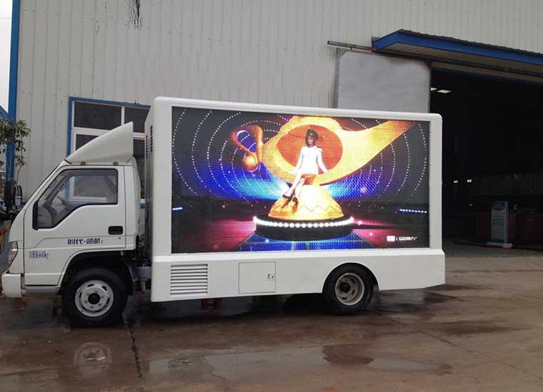 中国卡车应向专用车方向发展
